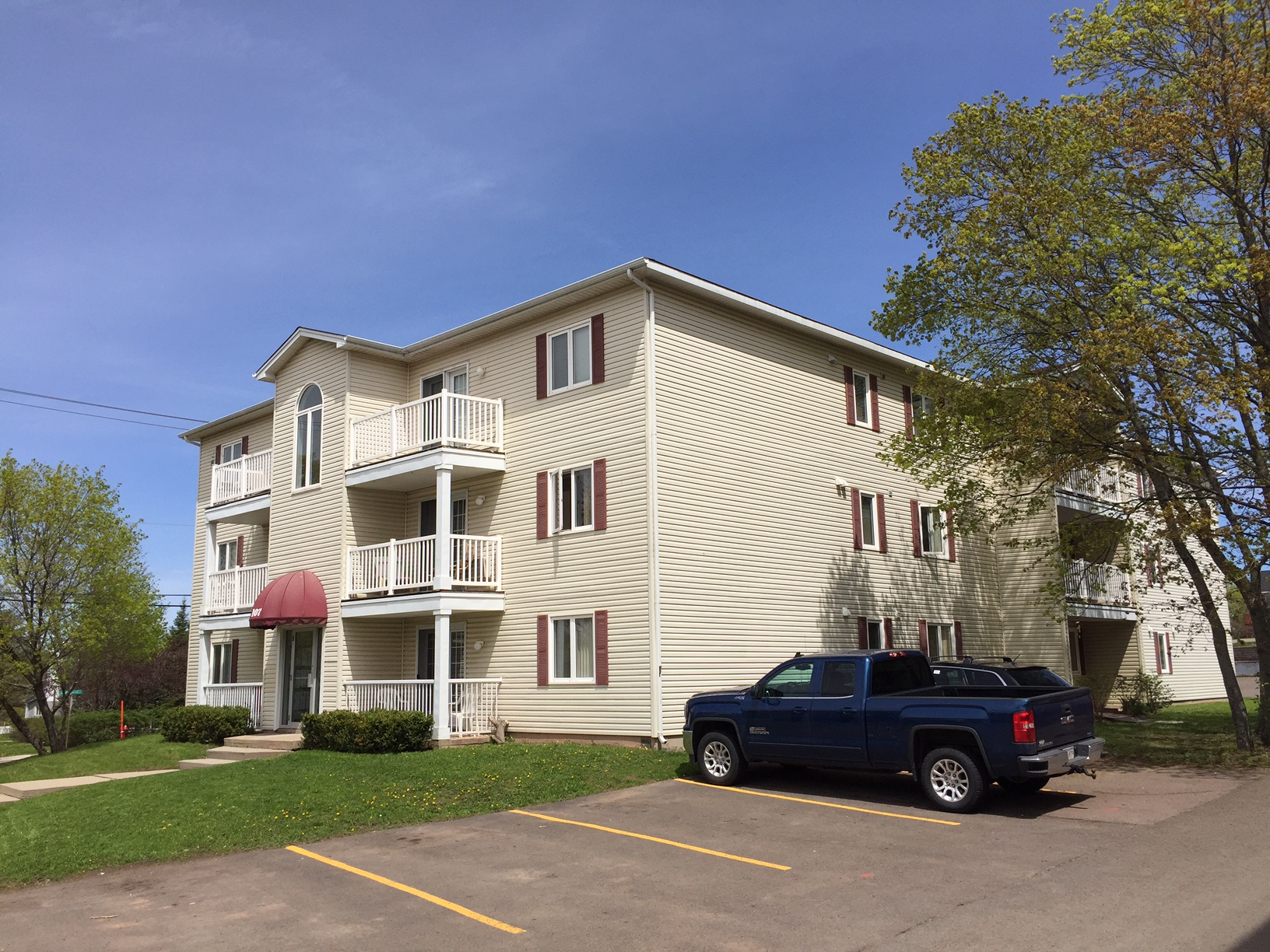 107 Mill Road Apartments For Rent In Moncton City